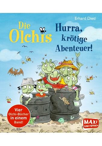 Buch »Die Olchis / Erhard Dietl, Erhard Dietl« kaufen