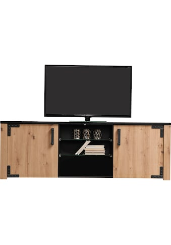 my home Lowboard »Lazio«, Breite ca. 168 cm kaufen