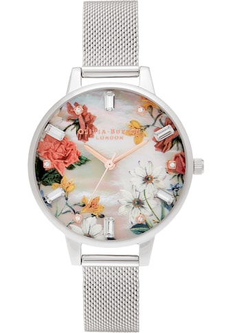OLIVIA BURTON Quarzuhr »Sparkle Florals, OB16BF32« kaufen
