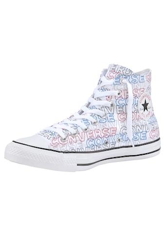 Converse Sneaker »CHUCK TAYLOR ALL STAR WORDMARK HI« kaufen