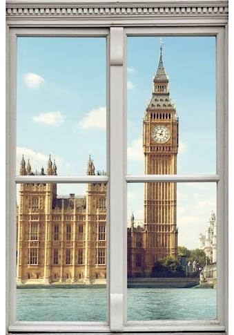 queence Wandsticker »Big Ben« kaufen
