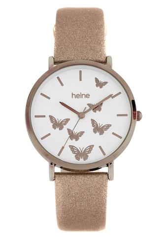 Armbanduhr mit Schmetterlingen kaufen