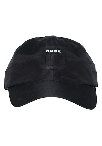 CODE-ZERO Baseball Cap »mit Klettverschluss«, Applikationen kaufen