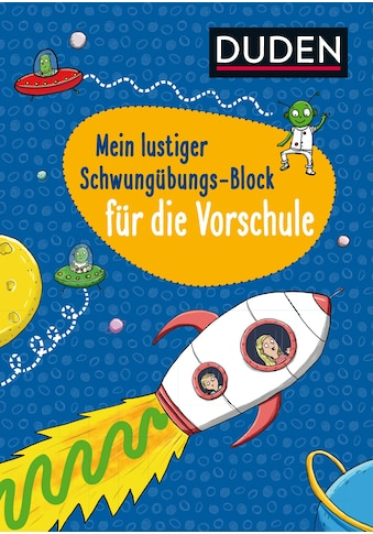 Buch »Duden: Mein lustiger Schwungübungs-Block für die Vorschule / Christina Braun,... kaufen