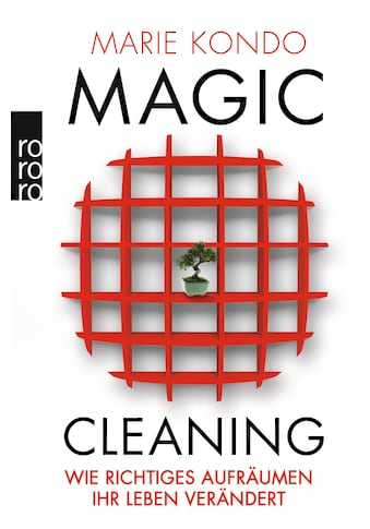 Buch »Magic Cleaning / Marie Kondo, Monika Lubitz« kaufen