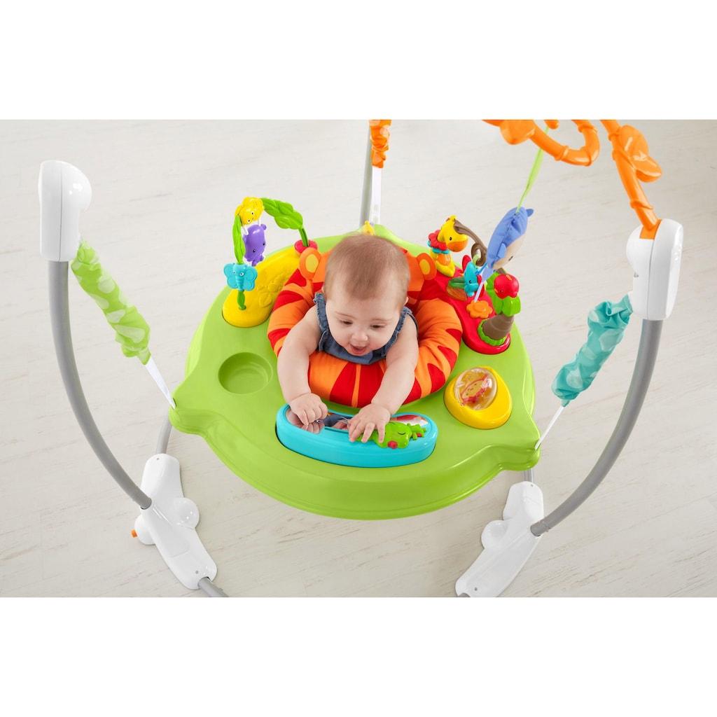 Fisher-Price® Lauflernhilfe »Spielspaß Rainforest Jumperoo«