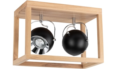 SPOT Light LED Deckenleuchte »ROY«, GU10, Warmweiß, Inklusive LED-Leuchtmittel,... kaufen