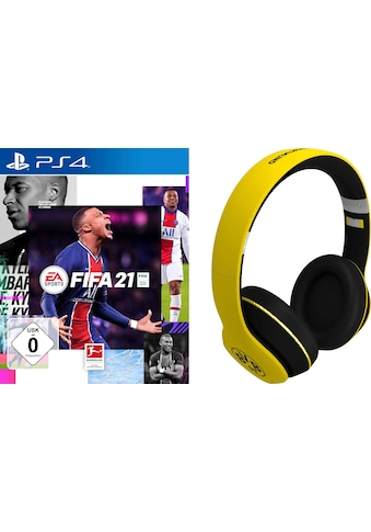 Electronic Arts Spiel »FIFA 21 BVB Set gelb«, PlayStation 4, inkl. BVB Headset gelb kaufen