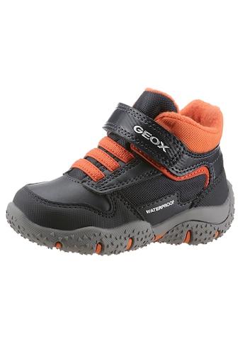 Geox Kids Winterboots »B Baltic Boy B«, mit TEX-Ausstattung kaufen