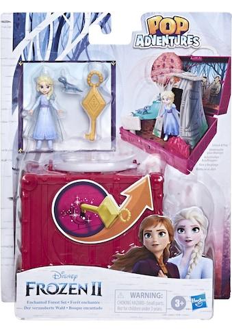 """Hasbro Spielwelt """"Die Eiskönigin II, Pop - Up Adventure, Der verzauberte Wald"""" kaufen"""