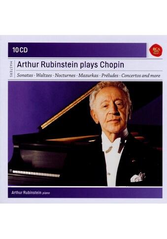 Musik-CD »Rubinstein Plays Chopin-Sony Classical Masters / Rubinstein,Artur« kaufen