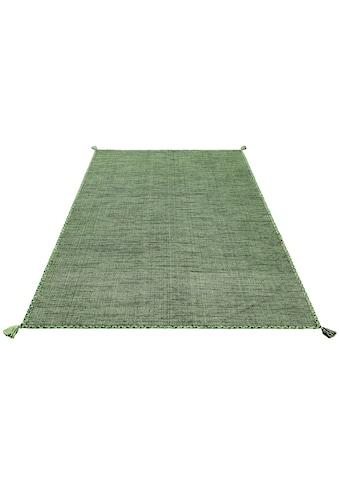 Theko Exklusiv Teppich »Micol«, rechteckig, 3 mm Höhe, Wendeteppich, Wohnzimmer kaufen