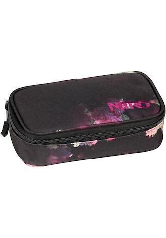 """NITRO Federtasche """"Pencil Case XL, Black Rose"""" kaufen"""
