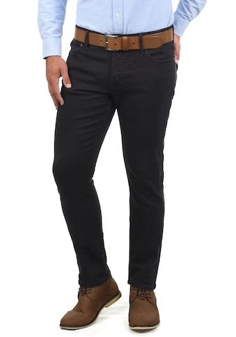 Jack & Jones 5-Pocket-Jeans »Ubbo«, Denim Hose mit leichten Used-Effekten kaufen