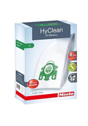 Miele Staubsaugerbeutel »U HyClean 3D Efficiency« kaufen