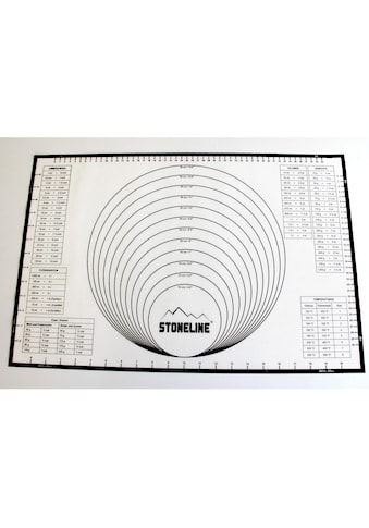STONELINE Backmatte »2in1«, handelsüblichen Backbleche geeignet kaufen