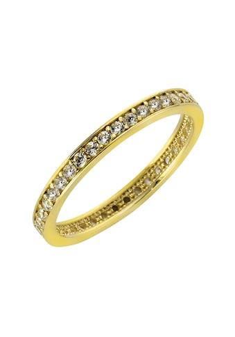 Fascination by Ellen K. Fingerring »375/- Gelbgold Zirkonia«, Ring kaufen