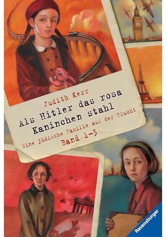 Buch »Als Hitler das rosa Kaninchen stahl, Band 1-3 / Judith Kerr, Annemarie Böll« kaufen