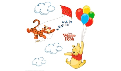 Komar Wandtattoo »Winnie Pooh«, selbsthaftend, rückstandslos abziehbar kaufen