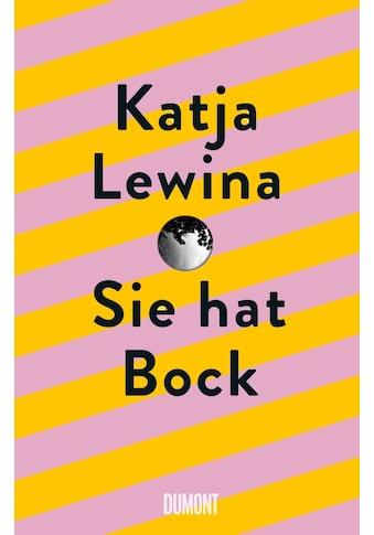 Buch »Sie hat Bock / Katja Lewina« kaufen