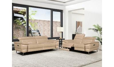 Places of Style Polstergarnitur »Idaho«, (Set), Set bestehend aus einem 2-Sitzer und... kaufen