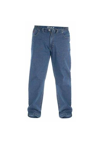 Duke Clothing Comfort - fit - Jeans »London Herren Kingsize Bailey Jeans elastischer Bund« kaufen