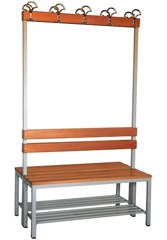 SZAGATO Sitzbank doppelseitig nutzbar, inkl. Schuhrost kaufen