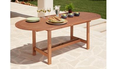 MERXX Gartentisch »Maracaibo«, 90x210 cm kaufen