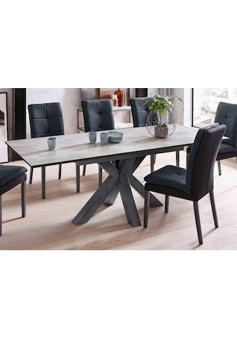 Esstisch, Breite 160 cm mit Auszugsfunktion kaufen