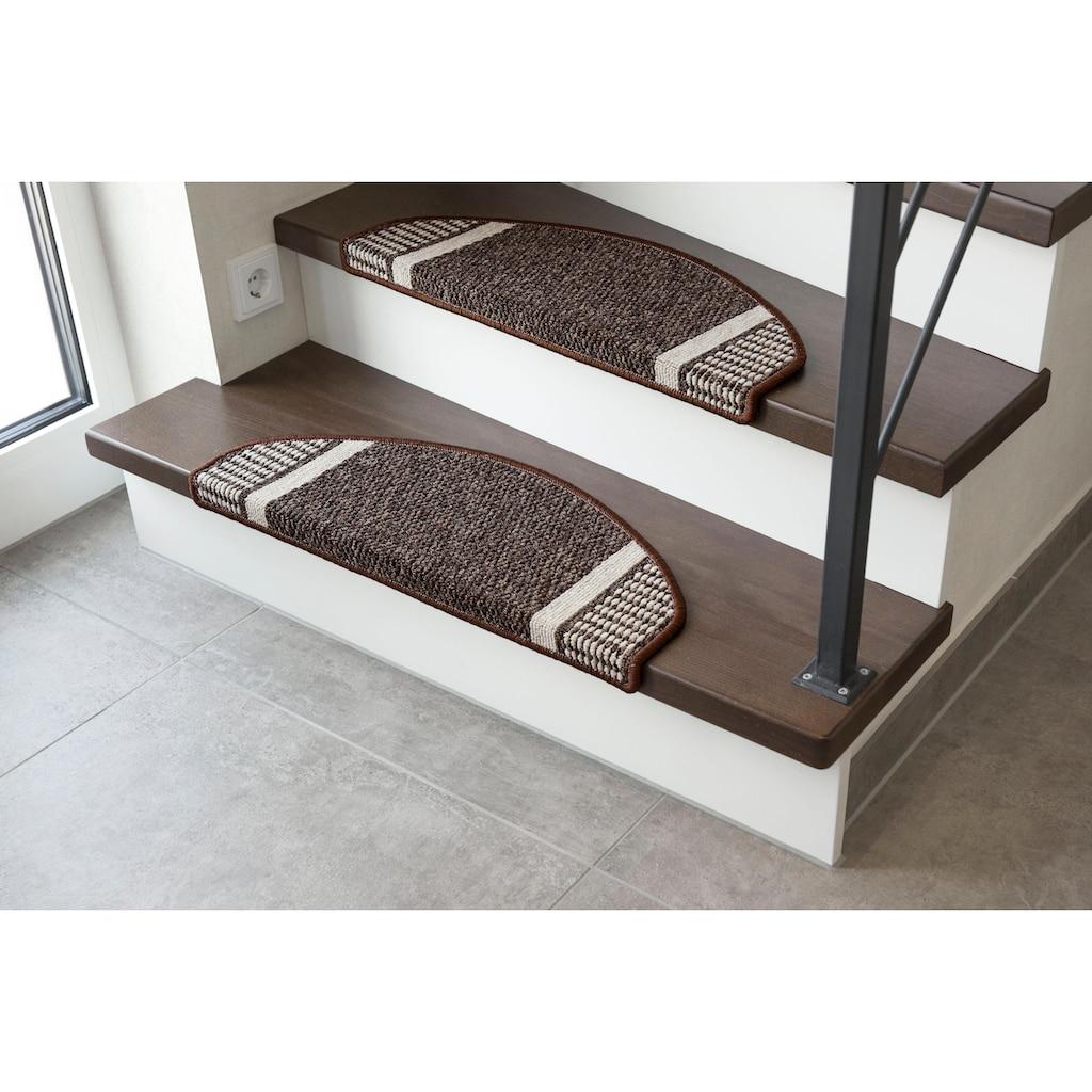 Andiamo Stufenmatte »Runner«, halbrund, 9 mm Höhe, erhältlich als Set mit 2 Stück oder 15 Stück