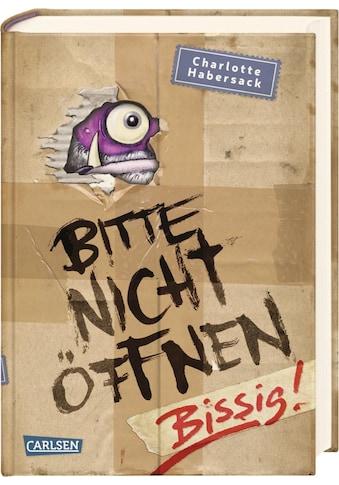 Buch »Bitte nicht öffnen 1: Bissig! / Charlotte Habersack, Fréderic Bertrand« kaufen