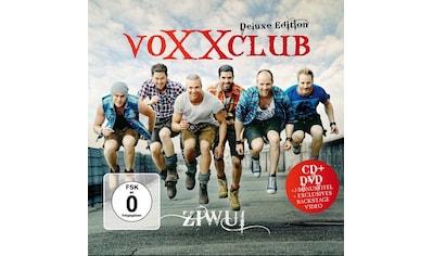 Musik-CD »Ziwui (DLX) / Voxxclub« kaufen
