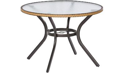 MERXX Gartentisch »Ravenna«, 90x46 cm kaufen