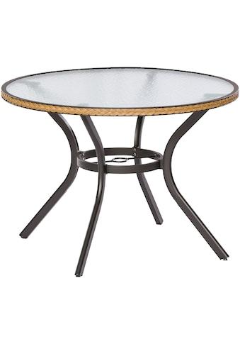 MERXX Gartentisch »Ravenna«, 100 cm Durchmesser kaufen
