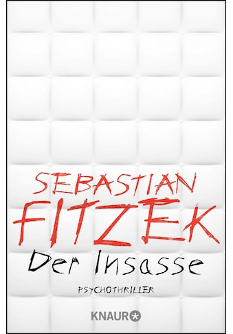 Buch »Der Insasse / Sebastian Fitzek« kaufen