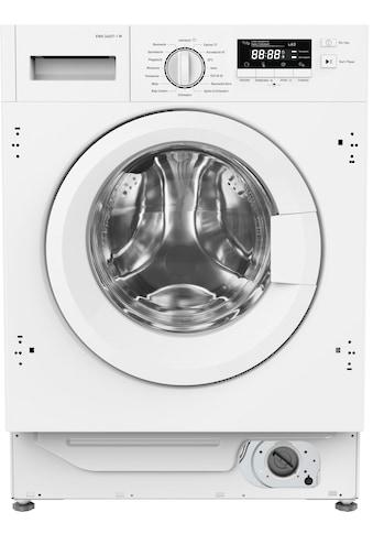 Amica Einbauwaschmaschine »EWA 34657-1 W«, EWA 34657-1 W, 8 kg, 1400 U/min kaufen