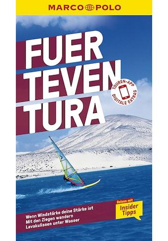 Buch »MARCO POLO Reiseführer Fuerteventura / Hans Wilm Schütte« kaufen