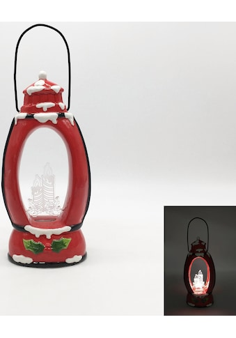 BONETTI LED Dekoobjekt »Laterne«, Warmweiß, mit Acryl-Dekoration kaufen
