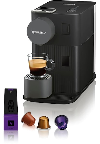 Nespresso Kapselmaschine Lattissima One EN500.B schwarz kaufen