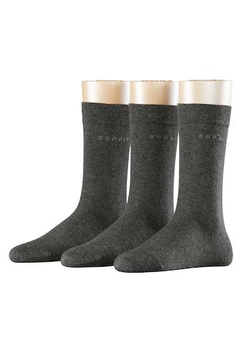 Esprit Socken »Uni 3-Pack«, (3 Paar), One size fits all (Gr. 36-41) kaufen