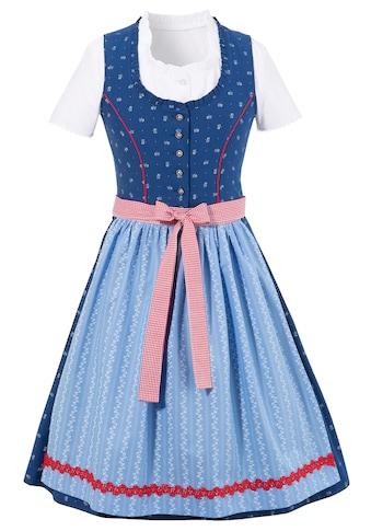 Andreas Gabalier Kollektion Dirndl, (3 tlg.), Kinder durchgeknöpft auch als Kleid tragbar kaufen