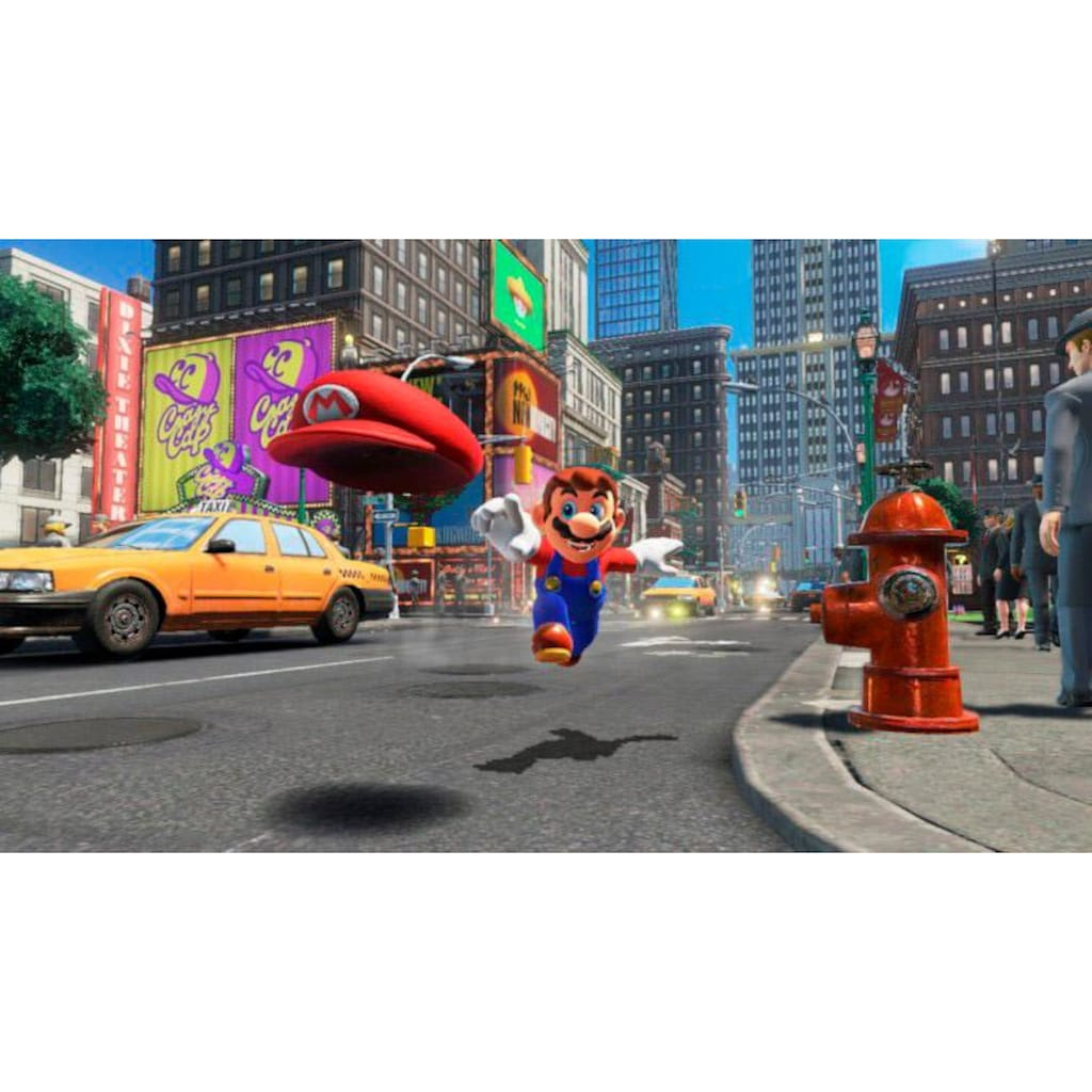 Nintendo Switch Spiel »Super Mario Odyssey«, Nintendo Switch