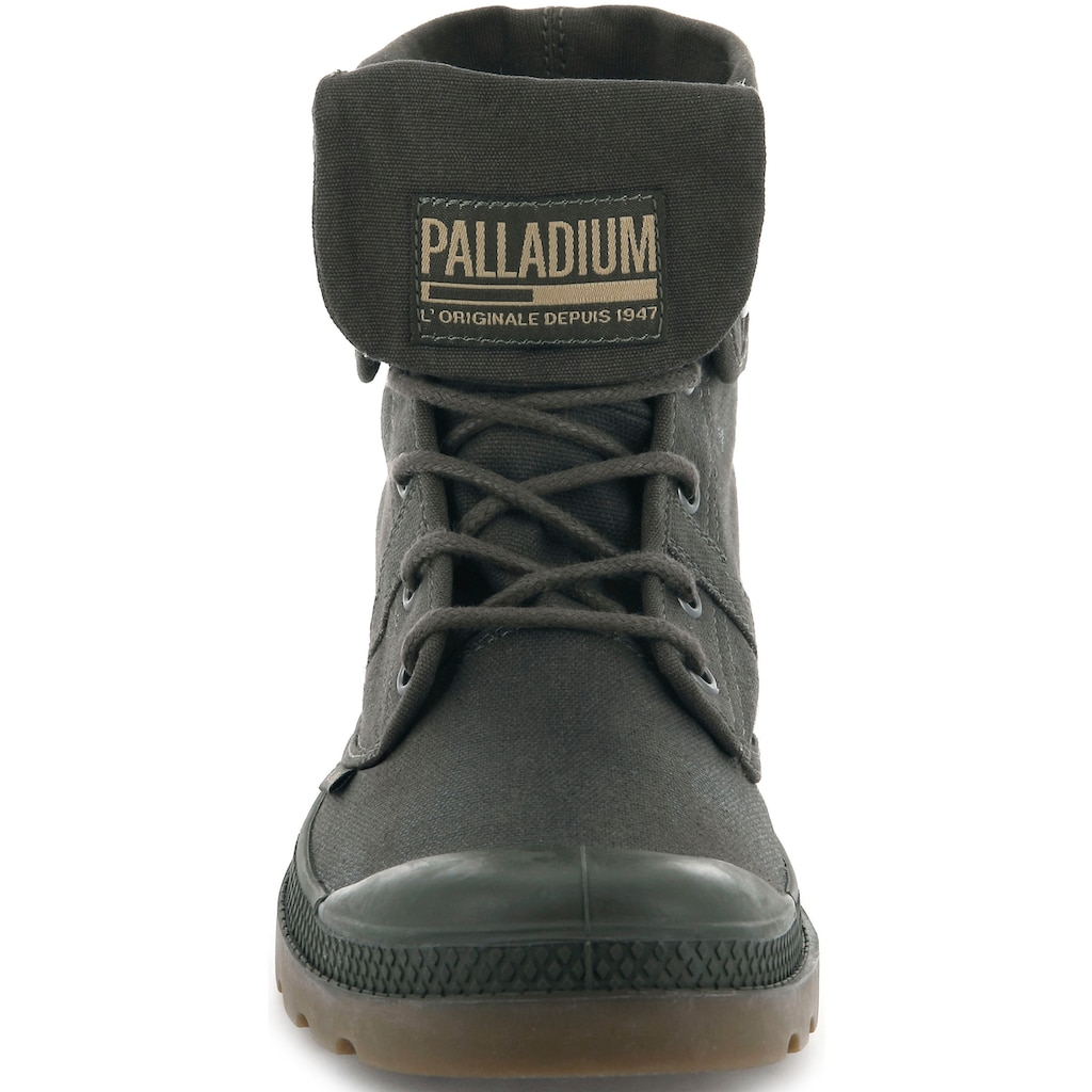 Palladium Schnürboots »PALLABROUSE BAGGY WAX«