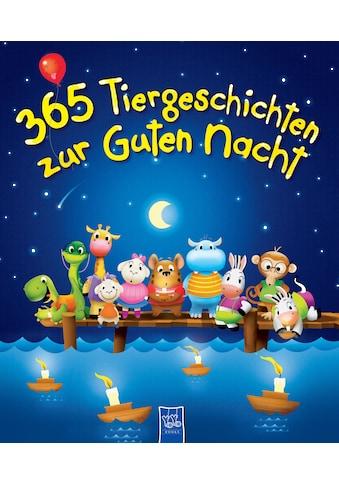Buch 365 Tiergeschichten zur guten Nacht / DIVERSE kaufen