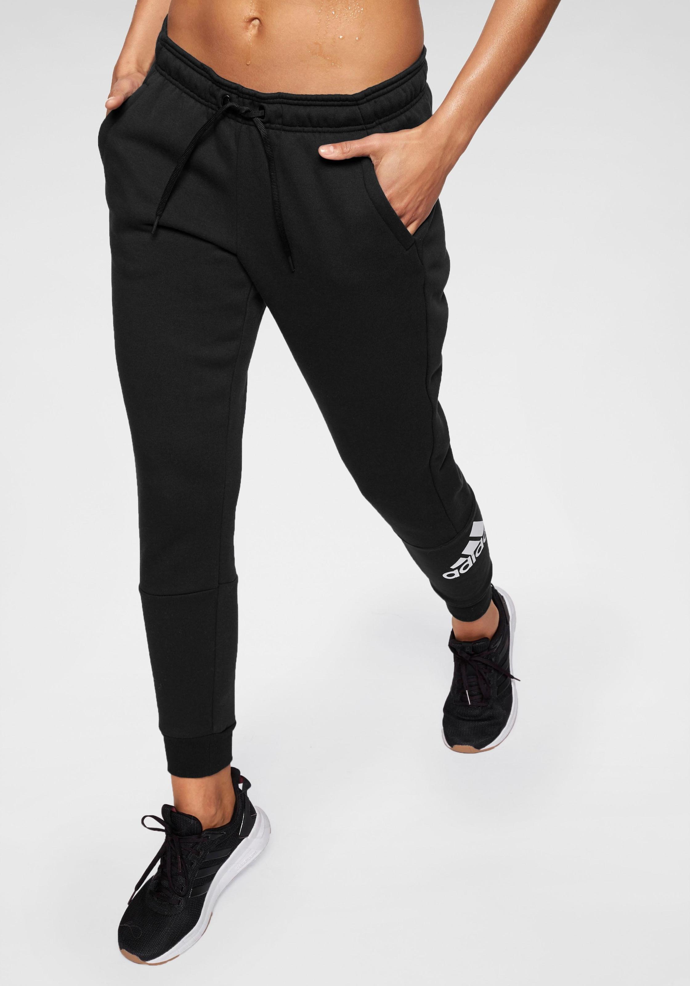 adidas Performance Jogginghose »W MH BATCH OF SPORT PANT«