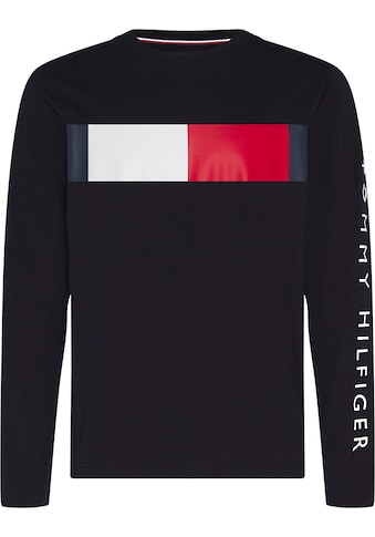 TOMMY HILFIGER Langarmshirt »BRANDED CORP LONG SLEEVE TEE« kaufen