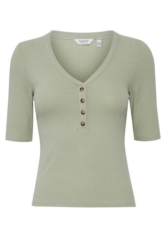 b.young T-Shirt »b.young Damen Halbarm Shirt«, Halbarm Shirt mit toller Passform kaufen