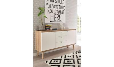 andas Sideboard »Merle«, im skandinavischen Design, Breite 160 cm kaufen