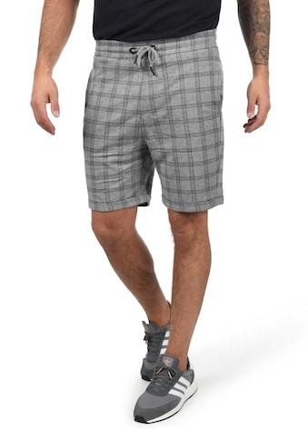 Blend Sweatshorts »20709611«, kurze Hose mit Karo-Muster kaufen