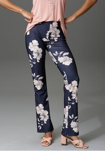 Aniston CASUAL Leggings, bedruckt oder uni - Du hast die Wahl - NEUE KOLLEKTION kaufen